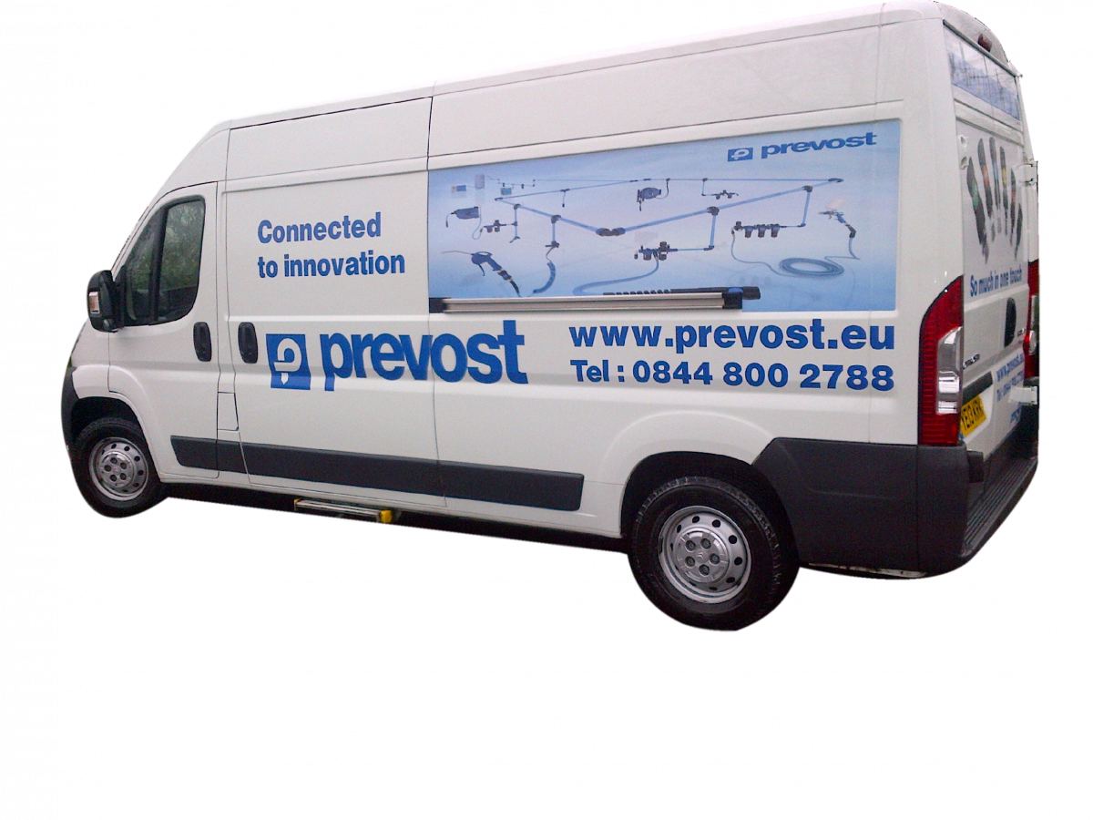 The Prevost demonstration van will be in our Oxford depot on 21st 22nd February. The van explores the benefits and capabilities of what an air ring main can do for you. All of the Prevost range is designed with a safety aspect and conform with the latest standards. From hose reels, to specialist tools with … Continue reading