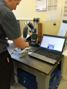 CES CMM Dimension Measuring