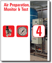 MF Hydraulics - Air Preparation Monitor & Test