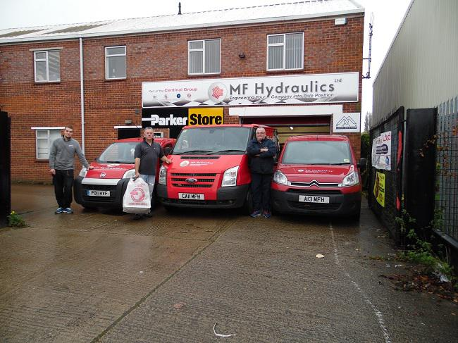 Our fleet of vehicles are ready for your beckon call. Whether you need items delivered to you or collection of your faulty leaking hoses in our HiaB bags. We won't charge you for a bag at our trade counters and if youre in the local area, we won't charge you to collect and replace your … Continue reading