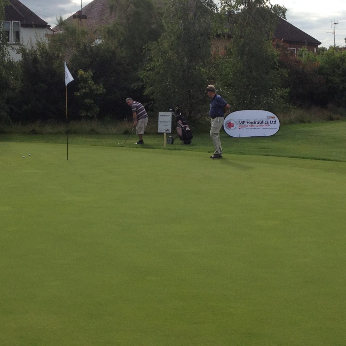 Last Wednesday, members of MF Hydraulics and guest took part in the Kawasaki charity golf day in aid of Royal United Hospital Forever Friends Appeal. A perfect summers day for 21 teams of golfers with MF coming a creditable 5th.A fantastic total of 10,000 was raised in aid of the chosen charity.Kawasaki held the event … Continue reading