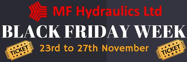 We thought it would be unfair to not come onboard with the Black Friday celebrations. This year we will be giving you a whole week of winning prizes! Receive ONE raffle ticket with every 25 spent in store/over the phone/by email OR Receive TWO raffle tickets with every 25 spent at www.MFHOnline.co.uk Top Prizes include … Continue reading