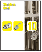 MF Hydraulics - Stainless Steel