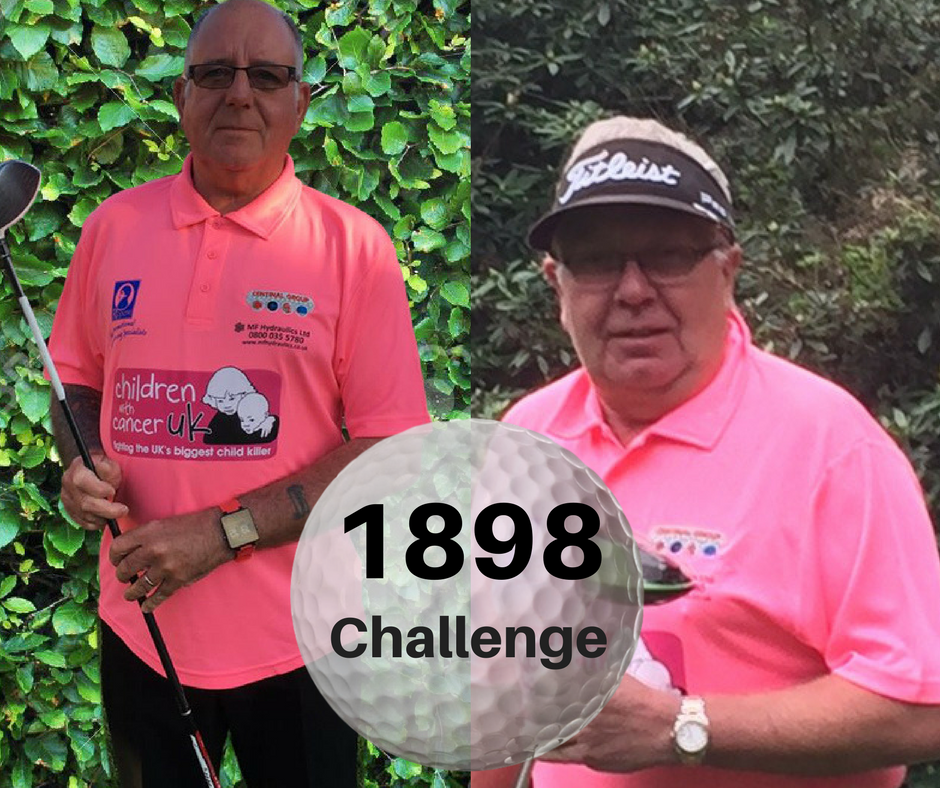 One of our shareholders Mike Ford is supporting Children with Cancer by completing 100 holes of golf in just one day. Walking the distance longer than the London marathon, Mike will be playing against the captain of Mapledurham Golf Club, Frank O'Neill. With an average age of 61.9 years between them, these two old chaps … Continue reading