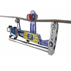 clamp line tension