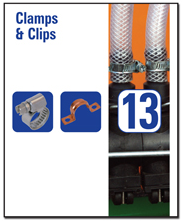MF Hydraulics - Clamps and Clips