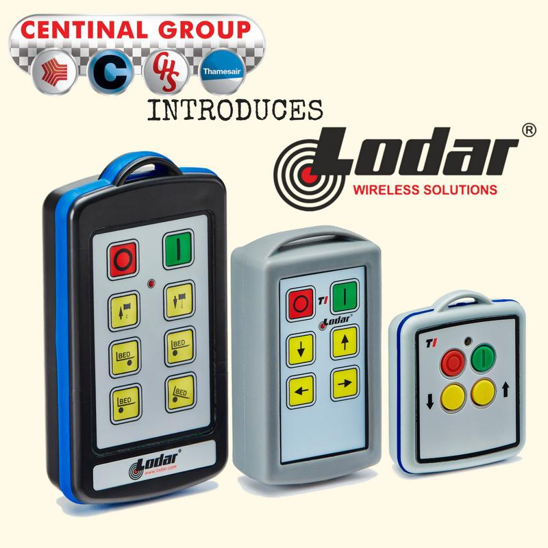 The Centinal Group are new distributors for Lodar.The remote radio wireless transmitter allows a winch system or any other industrial application to be remotely controlled up to 1000ft/300m away (9300 series). Safety is key and is made to the highest safety standards with the ability to perform in the harshest of environments. Other key benefits … Continue reading