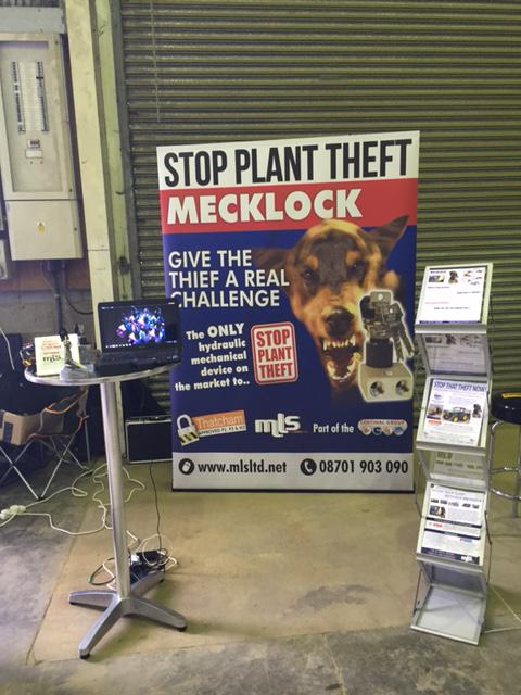 Our market leading Mecklock is supporting Rural Crime Awareness Day with the Essex Police. The event aims toprovide members of the farming/rural community with information regarding crime prevention measures and security and advice. To mark this special event we are also promoting the BRAND NEW MLSTrack. A device that requires no installation and highly accurate … Continue reading
