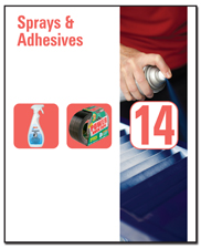 MF Hydraulics - Sprays and Adhesives