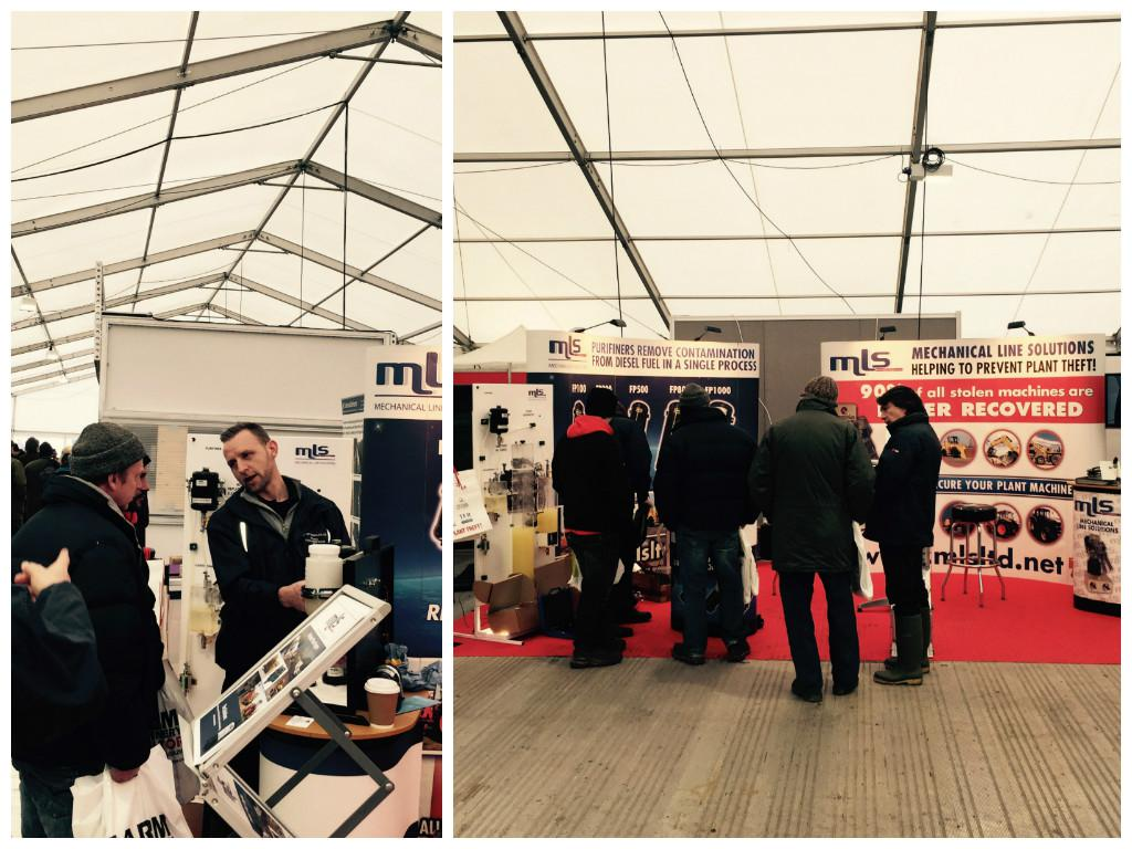 The LAMMA show takes place in East of England Showground in Peterborough. LAMMA is the UK's largest farm machinery, equipment and agricultural services show. Mecklock Fuel Purifiner are currently being demonstrated and explained how they can protect your investment. The show closes at 4.30pm tomorrow (Thursday 22nd January 2015). Pop down and see us in … Continue reading