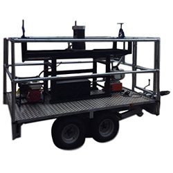 CHSJS554 Cable Jointing Mobile Workstation
